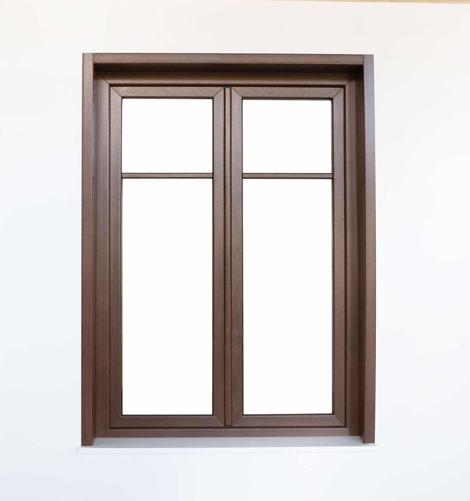 חלון PVC - קונטור (Contour)