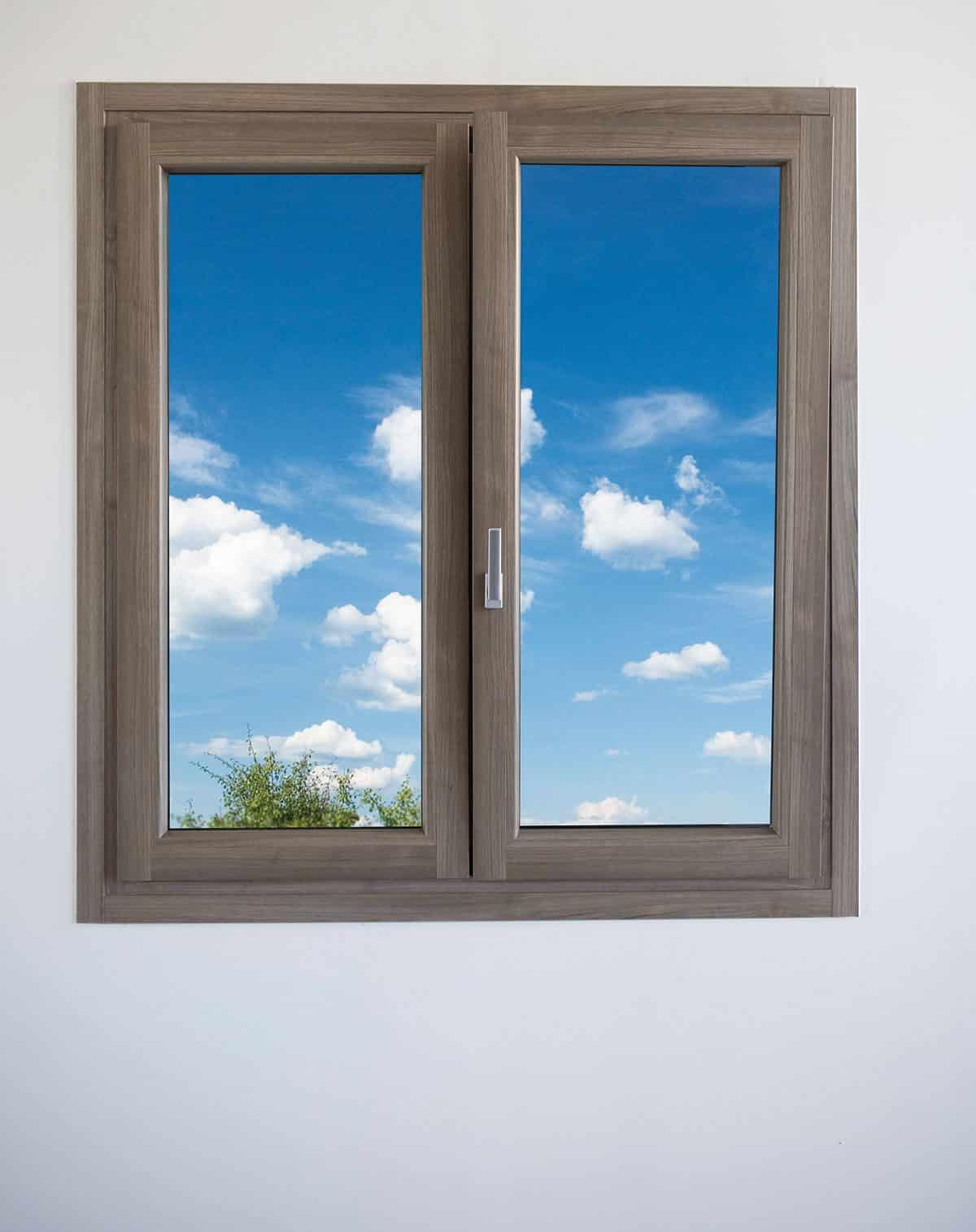 חלונות פי וי סי תוצרת אירופה - קונטור חלונות